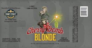 Cherry Bomb Blonde (Front Street)