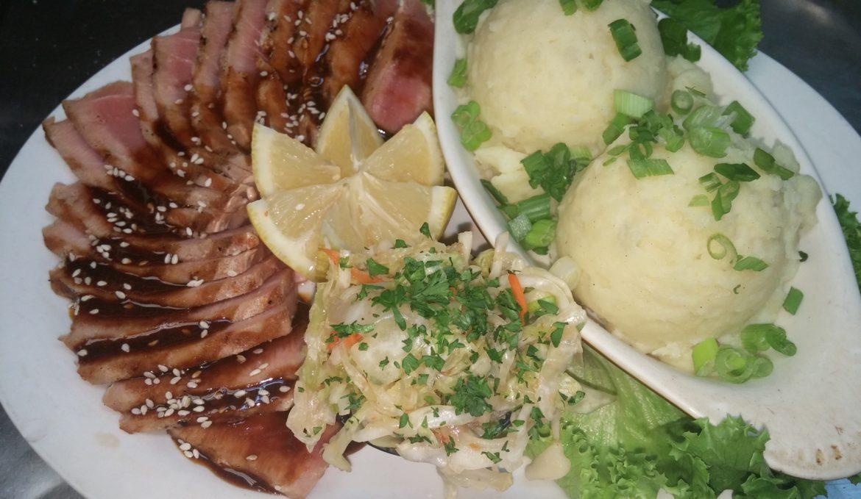 Ahi Tuna (Market Price)