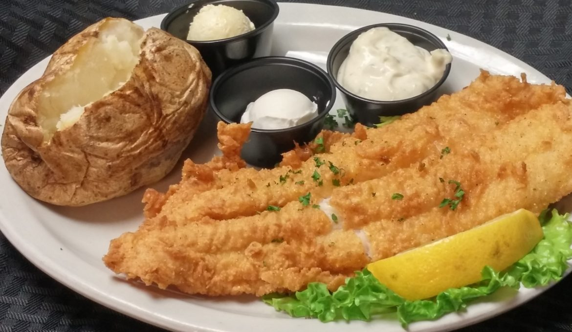Captain's Catfish Filet