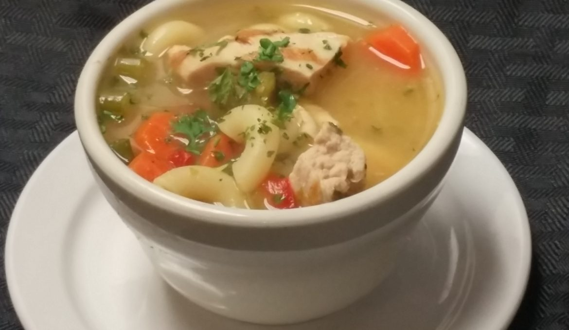 Cup Soup of the Day