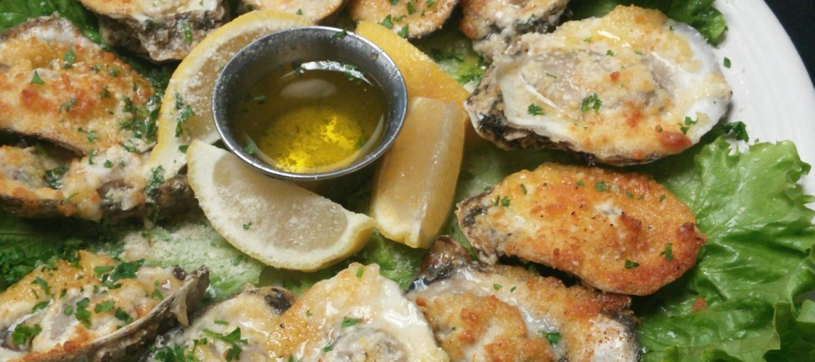 Dozen Char-Broiled Oysters